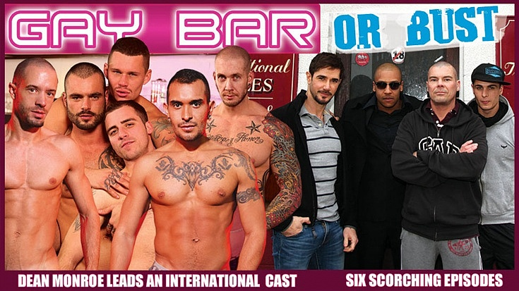 Gay Bar Or Bust