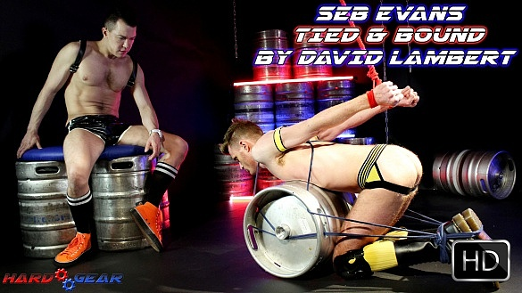 Seb Evans Tied & Bound By David Lambert