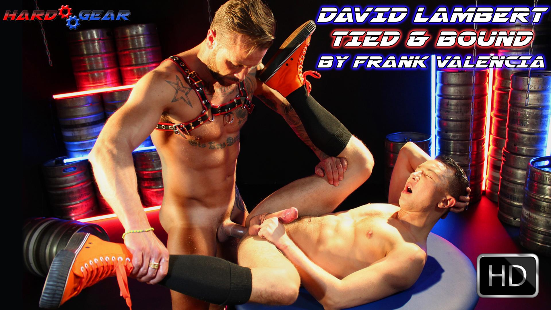 David Lambert Tied & Bound By Frank Valencia