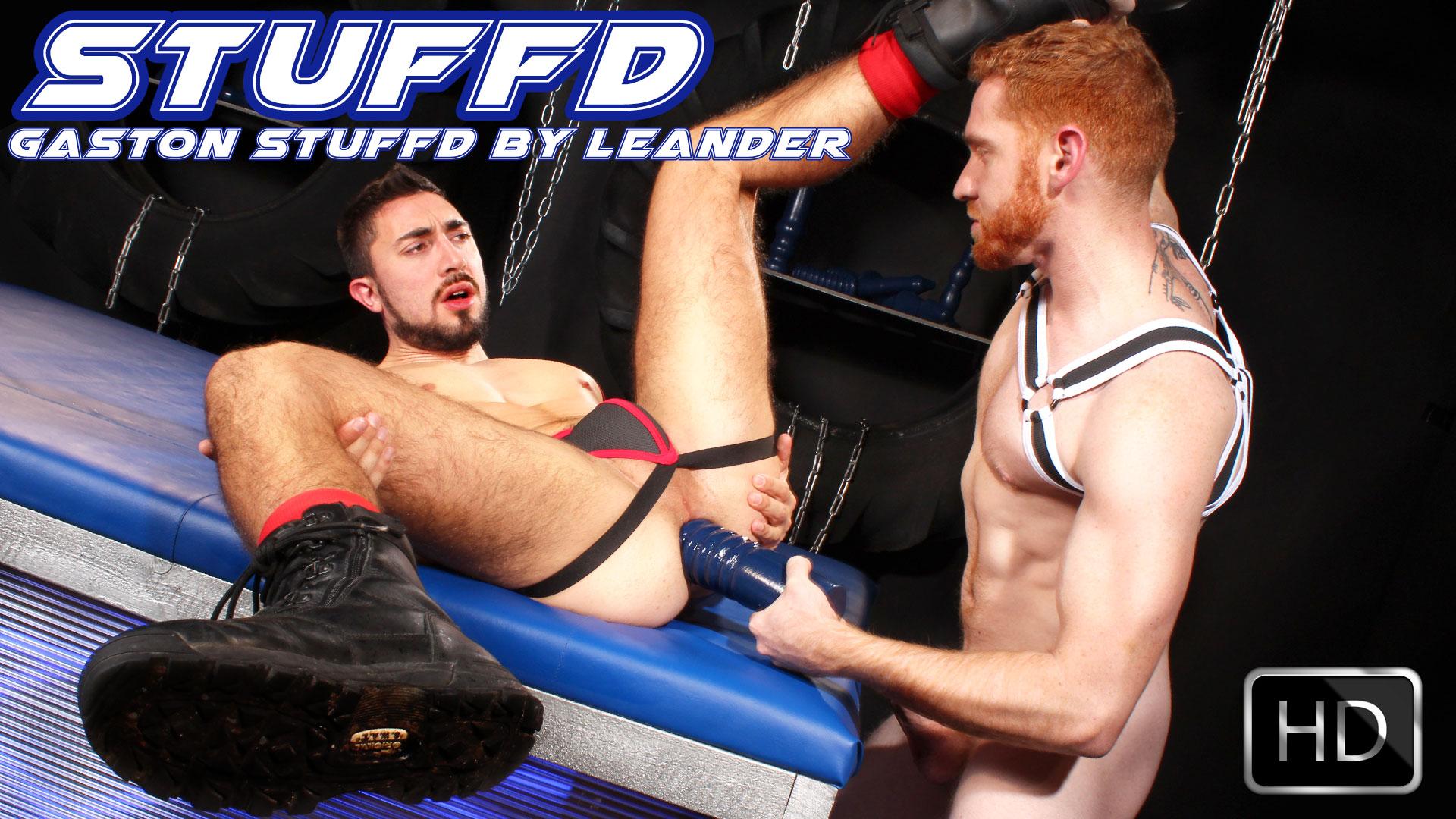 Gaston STUFFD by Leander