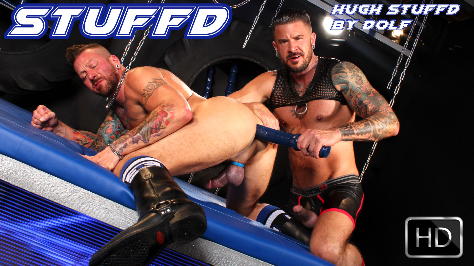 Hugh STUFFD by Dolf