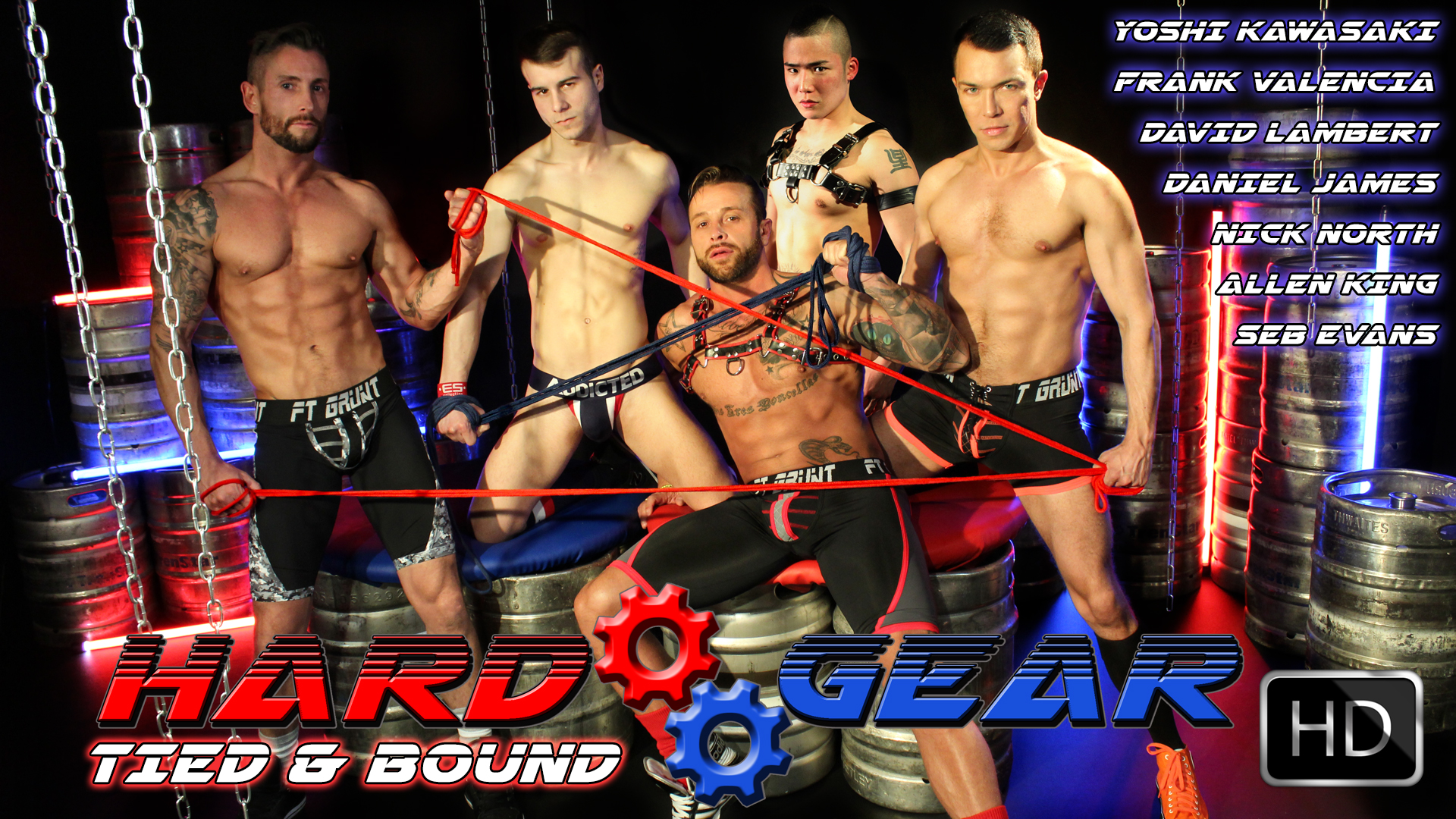 HARDGEAR | Tied & Bound